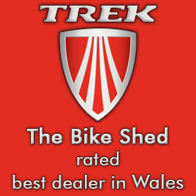 Trek Names The Bike Shed No 1 in Wales image