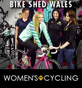 Women's Cycling at The Bike Shed promotional image